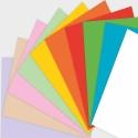 Этикетки на листах А4, Желтый, (200 х 65 мм.), 50 листов