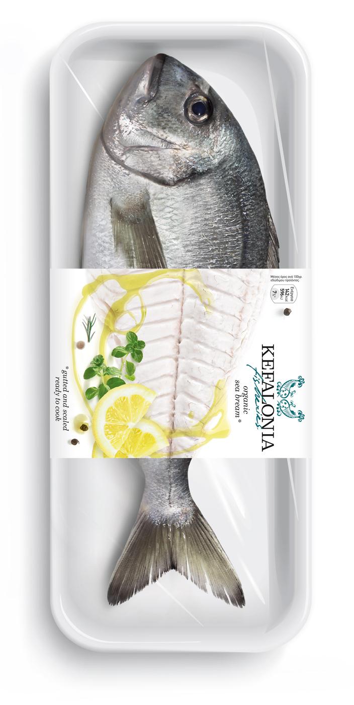 Этикетки для рыбы