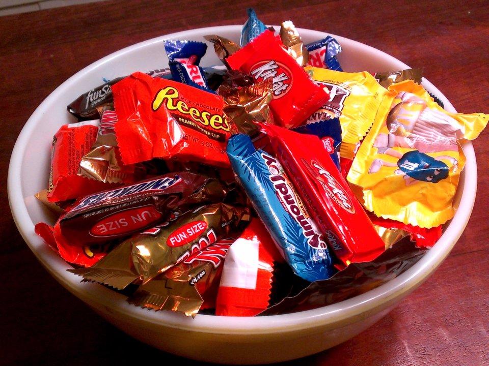 Этикетки для конфет