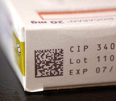 Печать этикеток с кодом Data Matrix