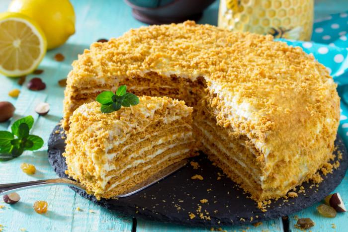 Этикетка на торт